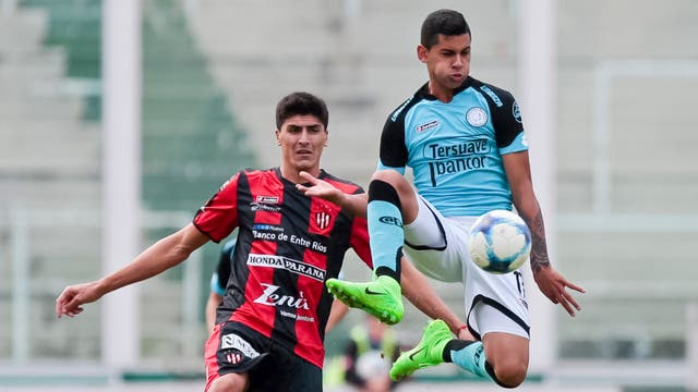Belgrano Vs Patronato