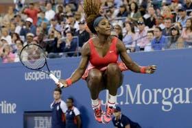 El festejo de Serena, la número uno del tenis femenino