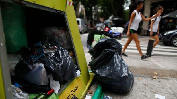 Las quejas por la falta de recolección de residuos y la limpieza o rotura de los contenedores persisten año tras año. Foto: Archivo / Aníbal Greco
