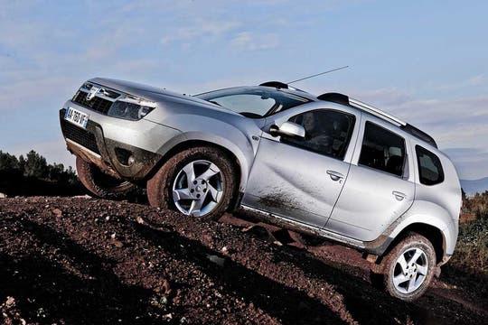 El Renault Duster, que se comercializará en la Argentina. Espacio para toda la familia y tracción 4x4.