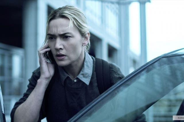 La pregunta del millón: por qué Winslet quiso participar del film Contagio. ¿Por qué Kate, por qué?