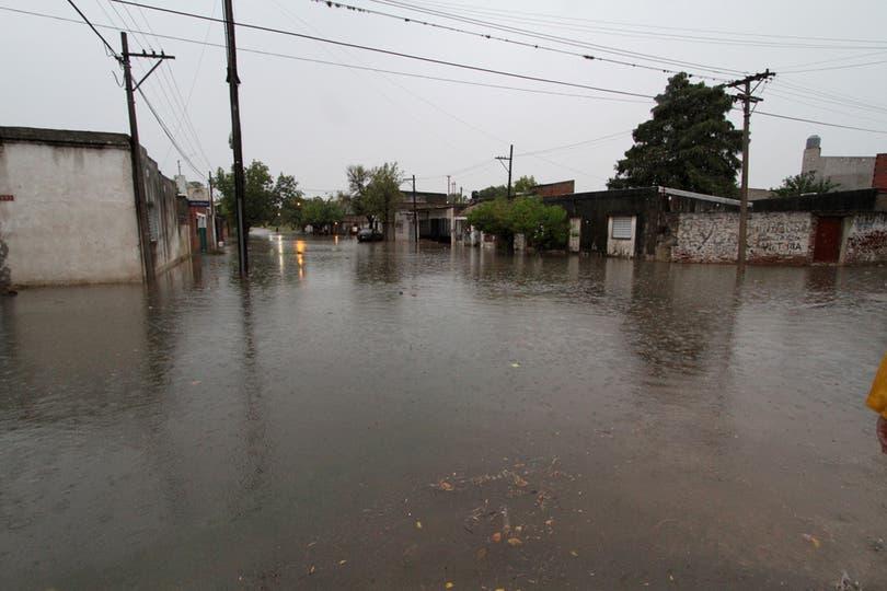 Barrio Chalet es uno de los más afectados. Foto: LA NACION / Amancio Alem