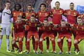 Selección de Bélgica