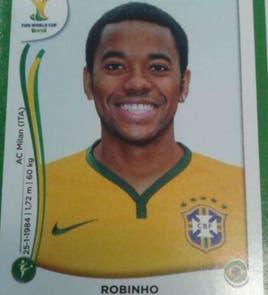 """Robinho, sobre el duro traspié en Brasil 2014: """"Gracias a Dios, no fui al Mundial"""""""