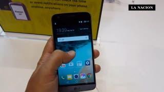 Primer encuentro con el LG G5, el smartphone modular