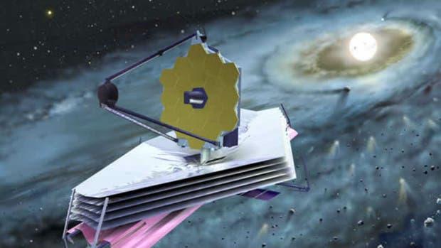 El nuevo telescopio espacial de la NASA que permitirá ...