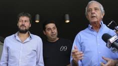 El cisma: Angelici, D'Onofrio, Blanco y Lammens renunciaron al comité ejecutivo de la AFA para armar la Superliga