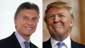 En medio de tensiones económicas y regionales, Macri visitará el próximo jueves 27 a Trump