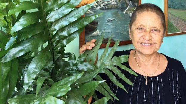 A Lucrecia le dijeron el pasado septiembre que le quedaban de dos a tres meses de vida.
