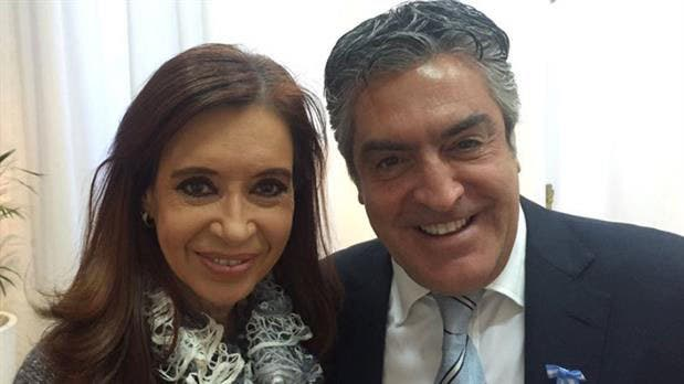 Gregorio Dalbón, defiende a Cristina Kirchner en las causas civiles