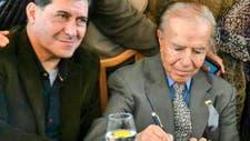 Carlos Menem se postula nuevamente al Senado