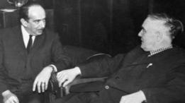 """Aleksandr Galich era un poeta, escritor y compositor cuyas """"malas canciones"""" criticaban el gobierno soviético. Eventualmente tuvo que abandonar el país"""
