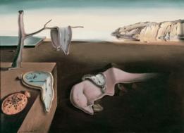 La obra de Salvador Dalí podría ser lo más cercano a la descripción del mundo de los sueños.