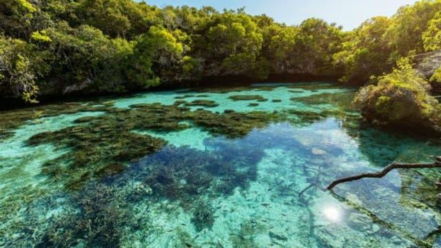 Nueva Caledonia atrae miles de turistas cada año