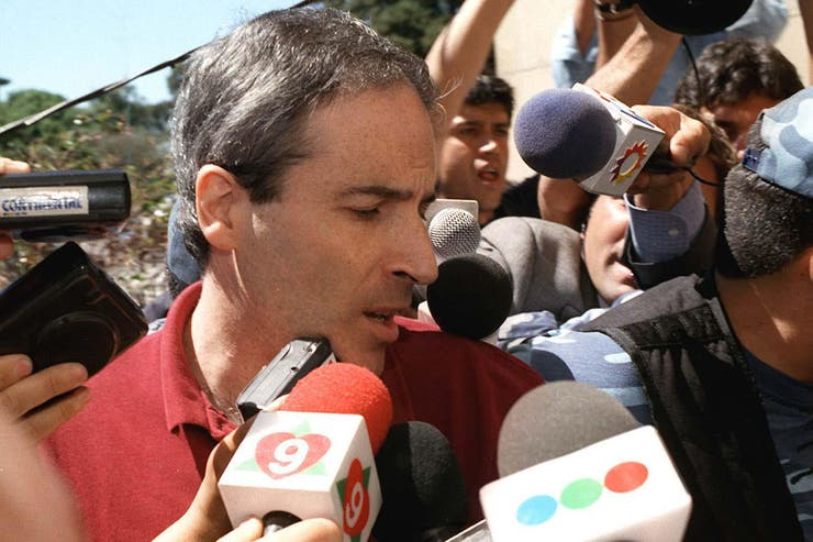 Gustavo Prellezo, ex comisario de la policía bonaerense, autor material del asesinato de Cabezas, tiene libertad condicional desde el año pasado