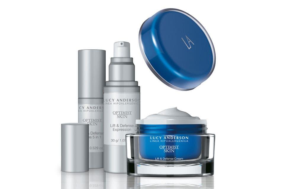 New Advanced optimist skin lift & Defense cream. Es un producto eco desde el proceso productivo, (Lucy Anderson, $498).