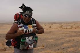 Sebastián Armenault corre ultramaratones con un solo objetivo: ayudar