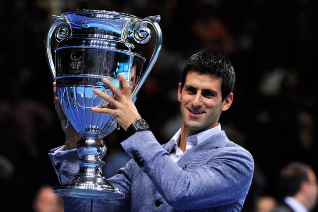 El serbio Novak Djokovic, el 25º número uno de la historia
