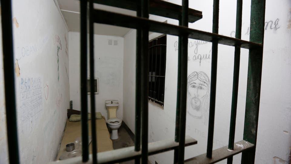 Tras sus muros se esconde parte de la historia de aquellas que vivieron encerradas -por distintas circunstancias- en la ciudad. Foto: LA NACION / Fernando Massobrio
