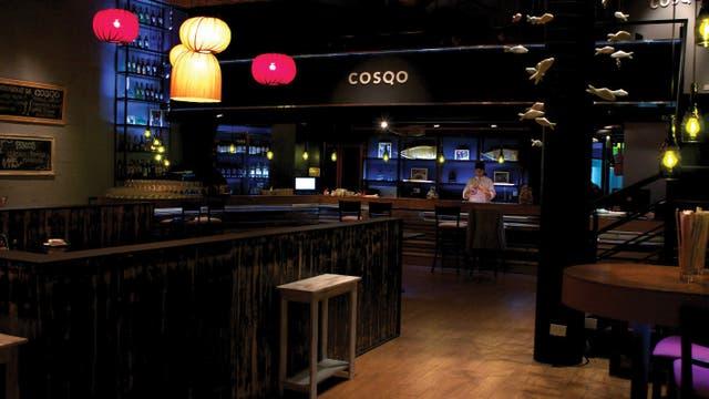 Cocina nikkei hecha con gran talento, el don de Cosqo