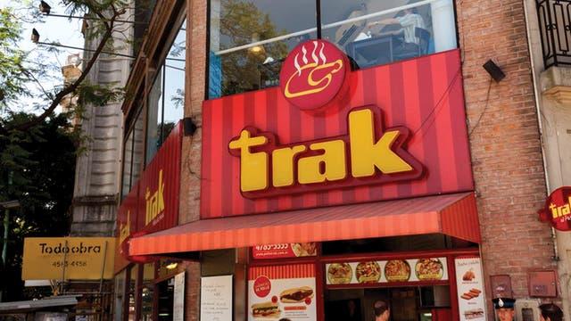 Hay mucho más que pollo para pedir en Trak