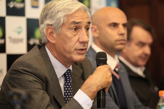 Arturo Grimaldi ratificó que la serie de Copa Davis ante Israel podría mudarse