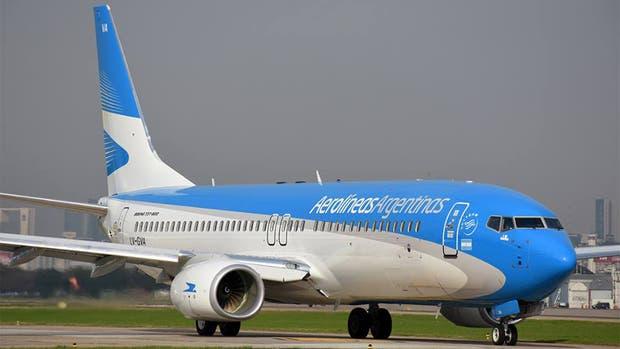 Aerolíneas Argentinas suspendió un vuelo a Caracas por la crisis venezolana