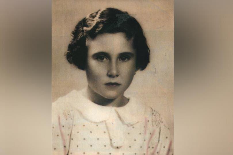 La niña fue vista por última vez en noviembre de 1938