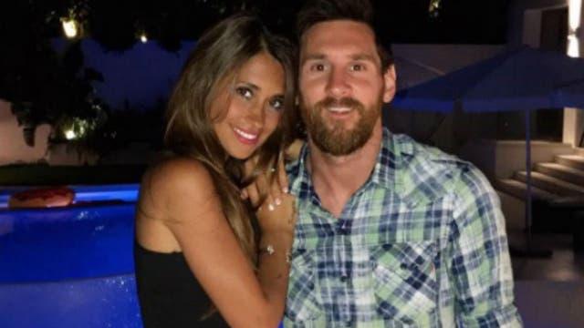 Messi-Antonela