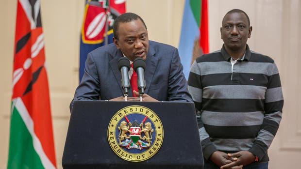 La Corte Suprema afirmó que hubo irregularidades y anuló los comicios, en los que había vencido el presidente Uhuru Kenyatta