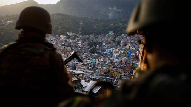 Detienen a narcotraficante más buscado de Río de Janeiro en operación policial