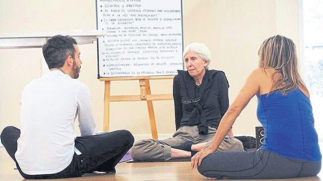 Clara Badino, referente del mindfulness en la Argentina, dice que quien llega a ella por moda no dura nada