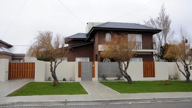 La casa de los Kirchner en Río Gallegos quedó fuera de los operativos
