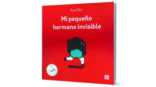 Mi pequeño hermano invisible, de Ana Pez