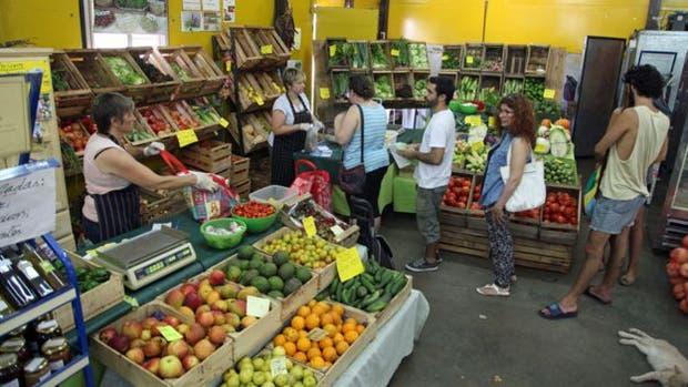 Cada vez más lugares ofrecen la venta de productos orgánicos