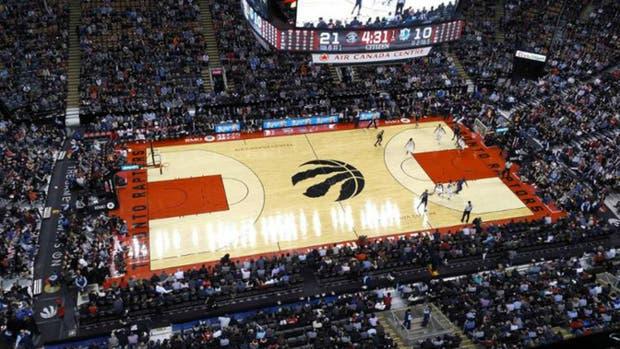El estadio de Toronto, donde jugará San Lorenzo en octubre