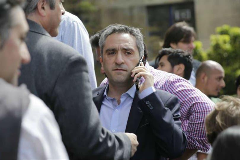Andrés Larroque, al frente del acercamiento de La Cámpora con Hugo Moyano
