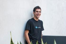 Alexis Caporale fundó Bixti y luego la vendió a la brasileña Elo7