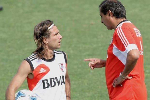 Ponzio vuelve tras la expulsión ante Belgrano