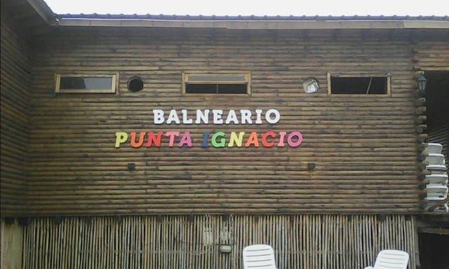 El balneario Punta Ignacio está ubicado en Av. San Martín y Costanera, en San Clemente. Foto: Facebook