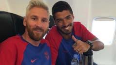 Lionel Messi y Luis Suárez, rivales por un día: cómo se hicieron amigos y cuál fue el curioso regalo que una vez le hizo el uruguayo al argentino