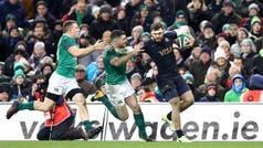 Irlanda, un mojón para comprender el retroceso de los Pumas