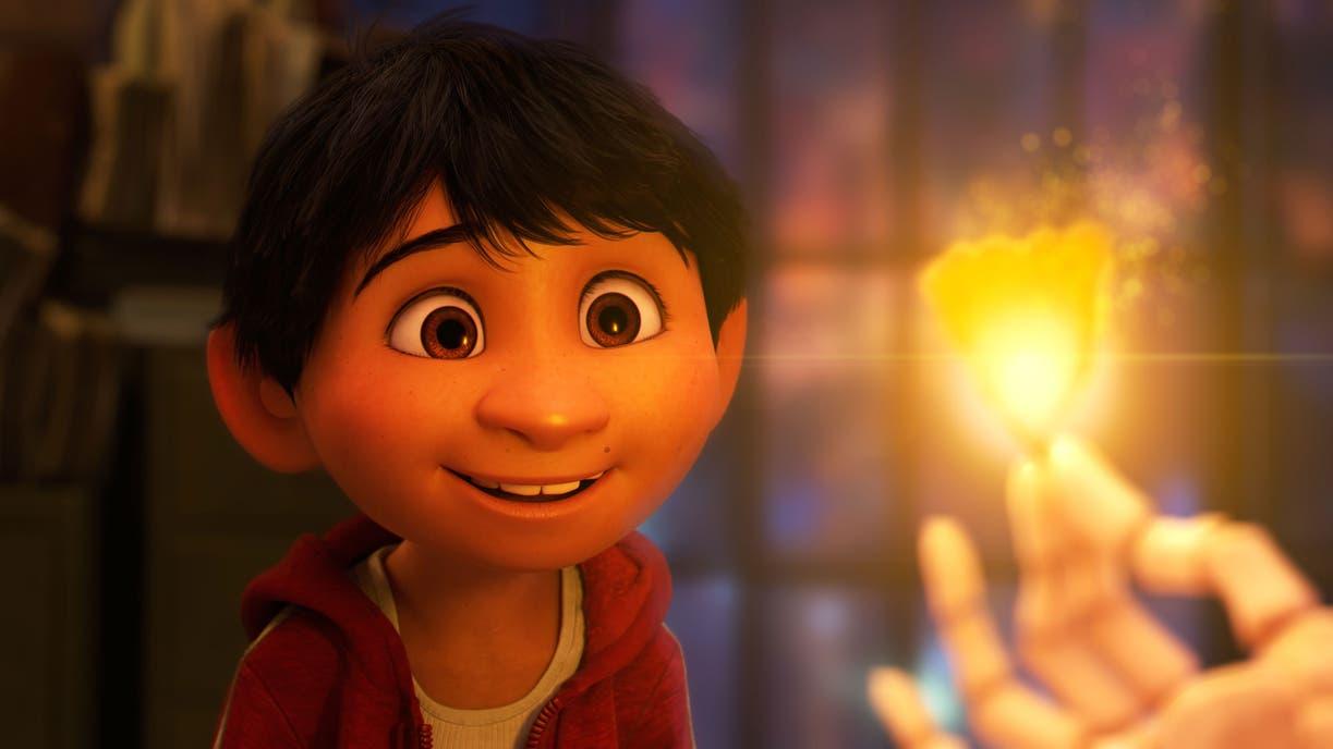 Coco, la película animada de Pixar que es la favorita para llevarse el Oscar, fue la más vista, con más de un millón y medio de espectadores