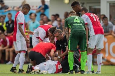 La atención de emergencia a Nouri en aquel amistoso ante Werder Bremen