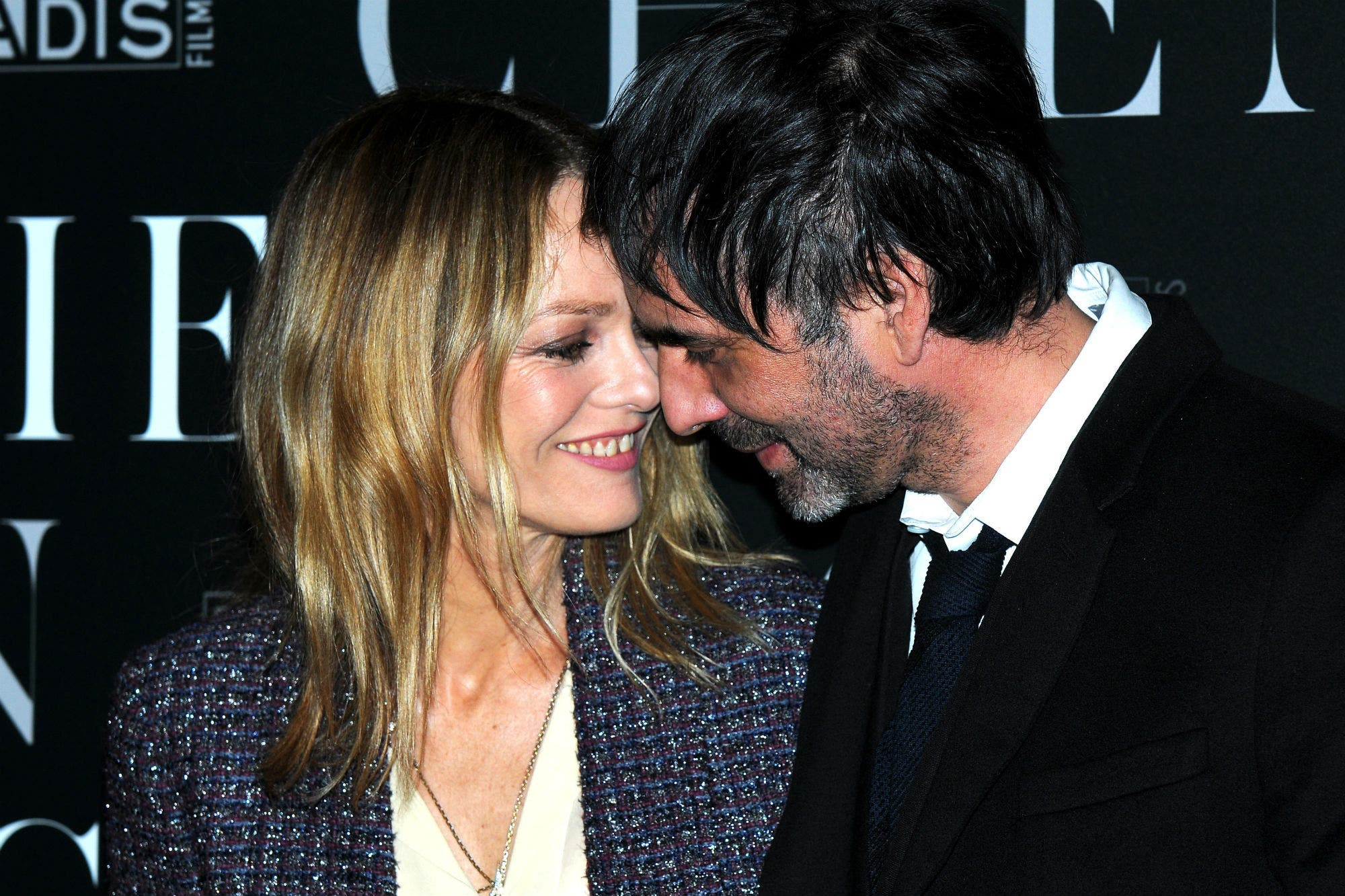 Vanessa Paradis, ex-wife of Johnny Depp, married in Paris