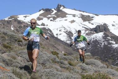 Roxana Flores, ganadora de los 30km