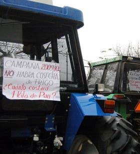 Los tractores se movilizar para protestar contra el Gobierno