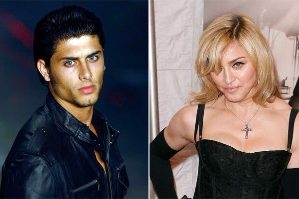 Jesús Luz y Madonna: se terminó el amor.
