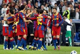 Barcelona se quedó con el primer clásico de Champions