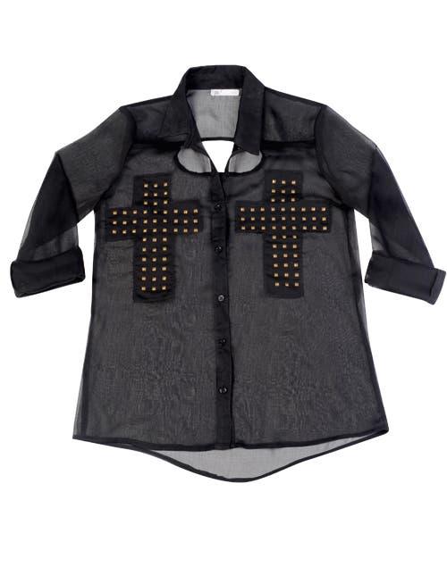 Camisa ($480; muaa).